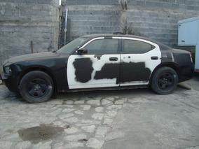 Dodge Charger Police 2010 Para Restaurar No Funcionan