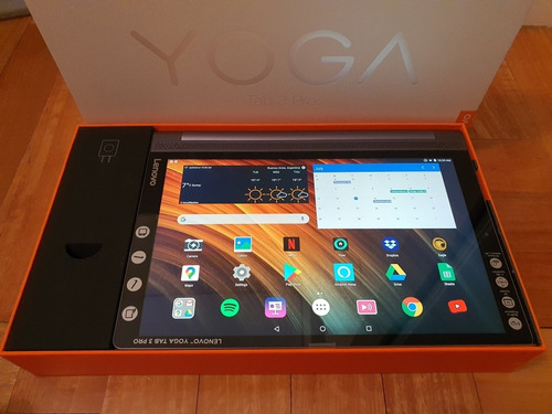 Tablet Lenovo Yoga Tab 3 Pro C/ Proyector 4gb Ram 64gb 10.1