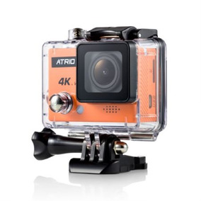 Câmera De Ação Multilaser Fullsport Cam 4k Dc185