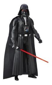 Boneco Darth Vader Eletrônico Star Wars - Hasbro