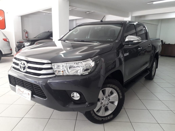 Hilux 2.8 Srv 4x4 Diesel 16v Automatica