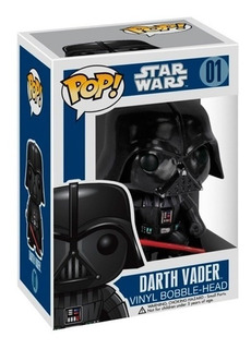 Funko Pop Star Wars Darth Vader Nro-01