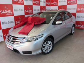 Honda City Lx 1.5 16v Flex, Jho6987