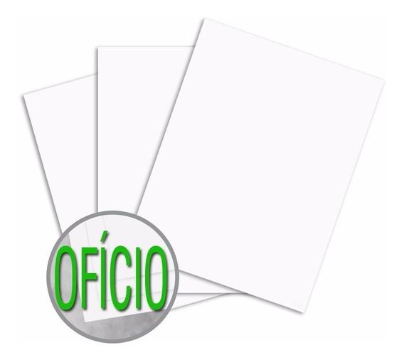 Papel Sublimático Oficio 100 Folhas 90gr Branco Excelente!