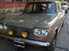 Fiat 1.500 *berlina* Modelo:1969 *tres Relojes* El Mejor !!!