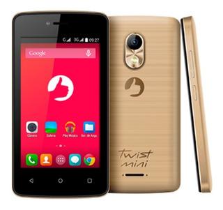 Smartphone Positivo S509 Dourado