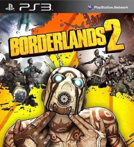 Borderlands 2 Ps3 - Leia Descrição