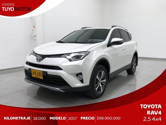 Toyota Rav4 2.5 4x4 Full Equipo Modelo 2017 - Como Nueva!!!