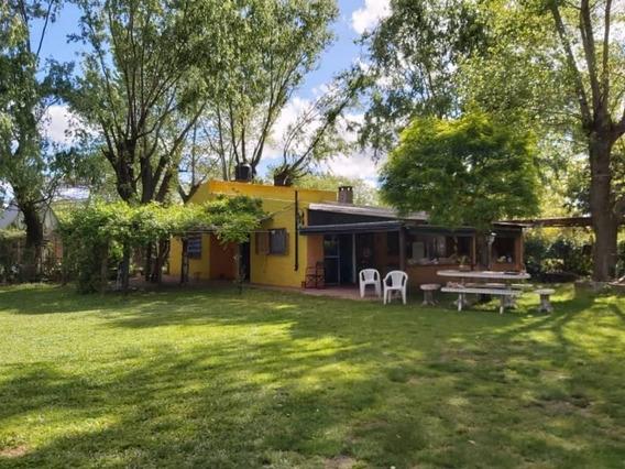 Venta Casa Quinta En Laguna De Lobos, Parque Arbolado Piscina