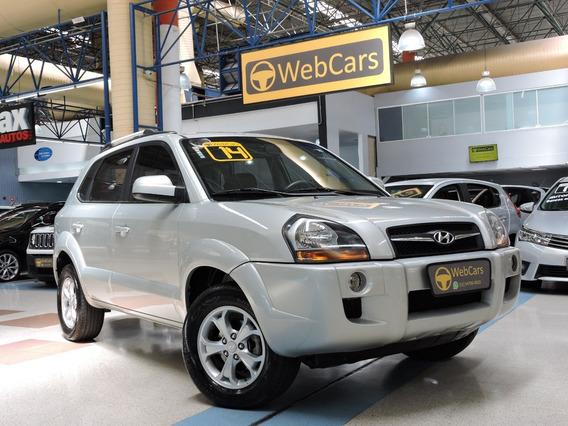 Hyundai Tucson 2.0 Gls 2wd 16v Flex - Automático 2014