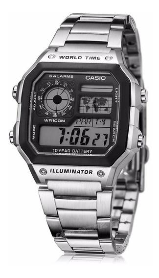 Relógio Casio Vintage- Ae-1200whd-1avdf