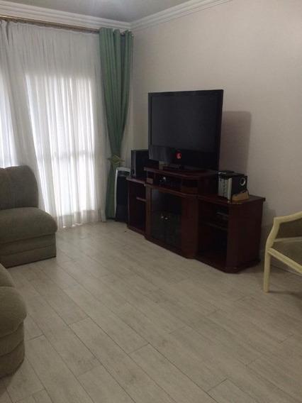 Apartamento Em Tatuapé, São Paulo/sp De 106m² 3 Quartos À Venda Por R$ 640.000,00 - Ap91167