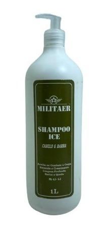 Shampoo Ice 1l - Militaer