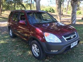 Honda Cr-v Automatica 4x4