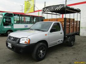 Nissan Frontier Np300 2.4 Estacas
