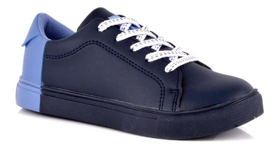 Zapatilla Atomik Footwear Casual Cordon Home 3081