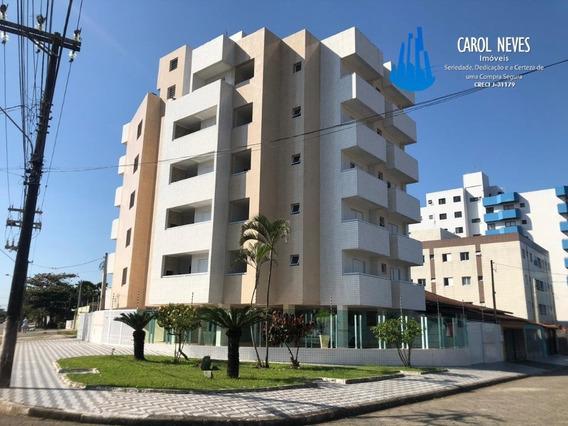 3483 - Apartamento Mongagua 1 Dormitório Lado Praia