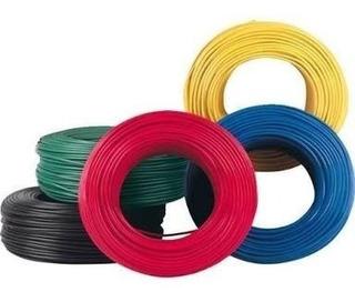 Rollo De Cable Indeco # 14 - 100% Cobre