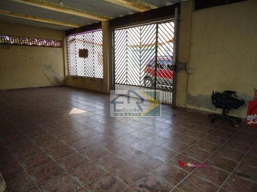 Imagem 1 de 30 de Casa Com 3 Dormitórios À Venda, 147 M² Por R$ 550.000 - Parque Do Colégio - Suzano/sp - Ca0292