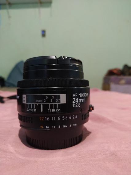 Lente 24mm 2.8 D Nikon