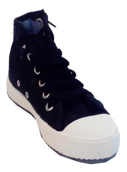 Zapatillas Botitas Niñas Small Modelo Randall ( 0813)