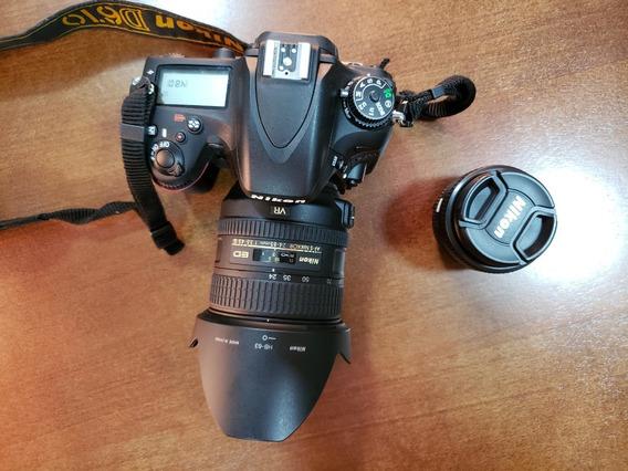 Nikon D610 + Lente 24-85mm + 50mm + Mochila