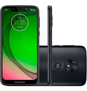 Smartphone Moto G7 Play 32gb 13mp
