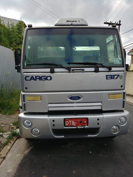 Ford Cargo 1317 Toco No Chassi Ano 2006