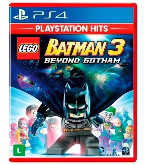 Lego Batman 3: Beyond Gotham - Ps4 - Pronta Entrega!