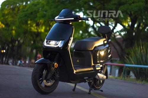 Moto Eléctrica Sunra Robo 85 Km/h Litio 100km /  A