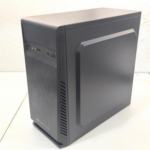 Cpu Computador Core 2 Duo 2gb Ram 500gb Hd Ddr2 Ler Descri