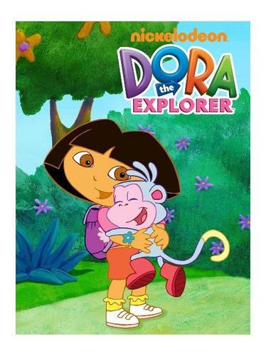 Dora La Exploradora - Serie Animada Coleccion - Dvd