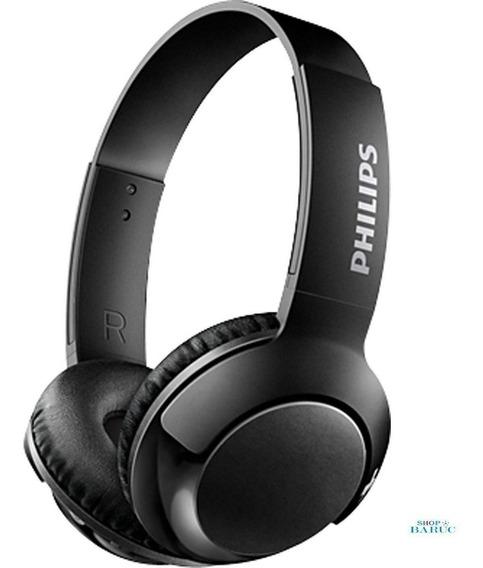 Fone De Ouvido Wireless Supraauricular Shb3075 Preto Philips