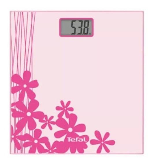 Bascula Digital Premiss Color Rosa Marca Tefal
