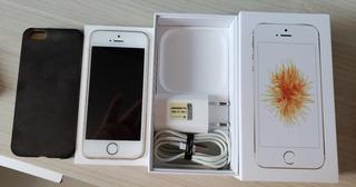 iPhone Se 64gb Dourado - Em Ótimo Estado
