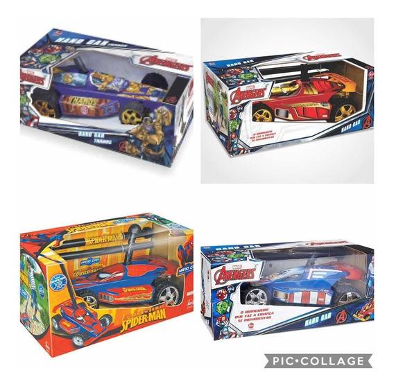 Carrinho Hand Car Avengers - 2311 Lider