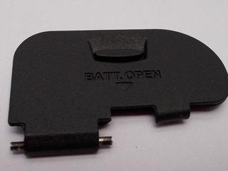 Tapa De Batería P/ Cámara Canon Digital 70d (refacción)