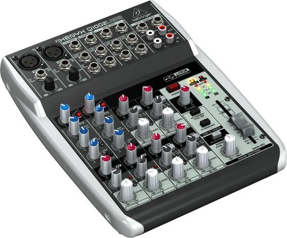 Mixer Xenyx 110v Q1002usb Behringer Nfe