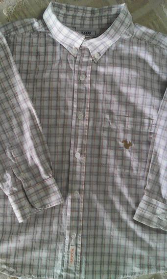 Camisa Kiddo Niños 4 Años