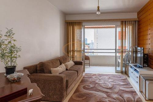 Apartamento  Com 3 Dormitório(s) Localizado(a) No Bairro Brooklin Em São Paulo / São Paulo  - 8371:914265