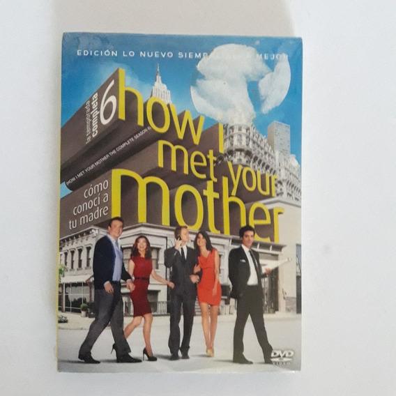 Serie How I Met Your Mother Temporada 6 Dvd