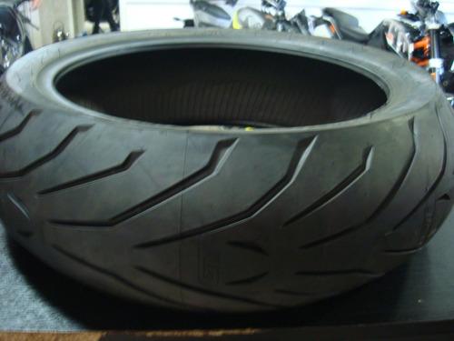 Cubierta Pirelli 190/55 X 17 Angel Gt