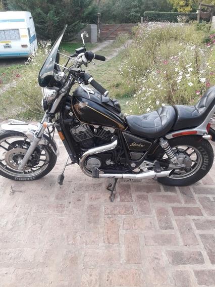 Honda Shadow Vt700