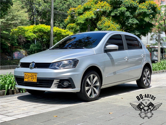 Volkswagen Gol Highline Mt 2017