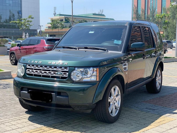 Carro Land Rover Discovery 4 - Ano 2011