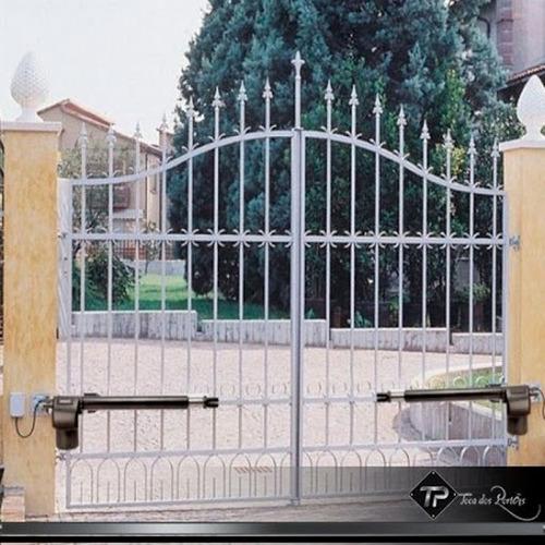 Motor Para Puerta Abatible De Garage974300557