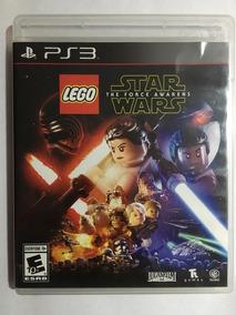 Lego Star Wars:o Despertar Da Força - Ps3 - Mídia Física
