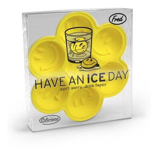 Have An Ice Day Molde Para Hielos Fred And Friends