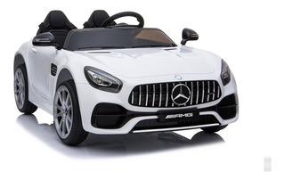 Carro Eléctrico Para Niños Mercedes Benz Roadster R/ Control