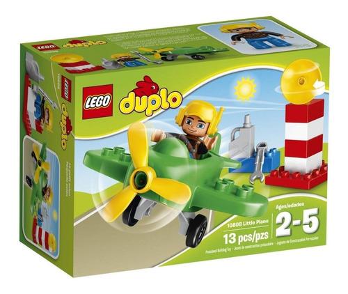 Lego Duplo 10808 Avión 13 Piezas Juguetes Niños
